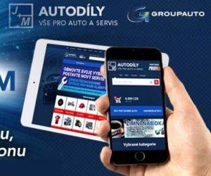 J+M autodíly zavádí nový e-shop od společnosti Nextis