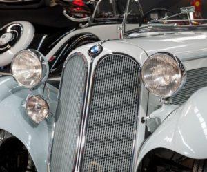 Navrácený půvab vozů BMW