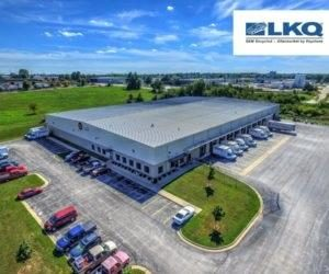 LKQ Corporation představilo hospodářské výsledky