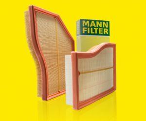Flexibilní vzduchové filtry MANN-FILTER Flexline