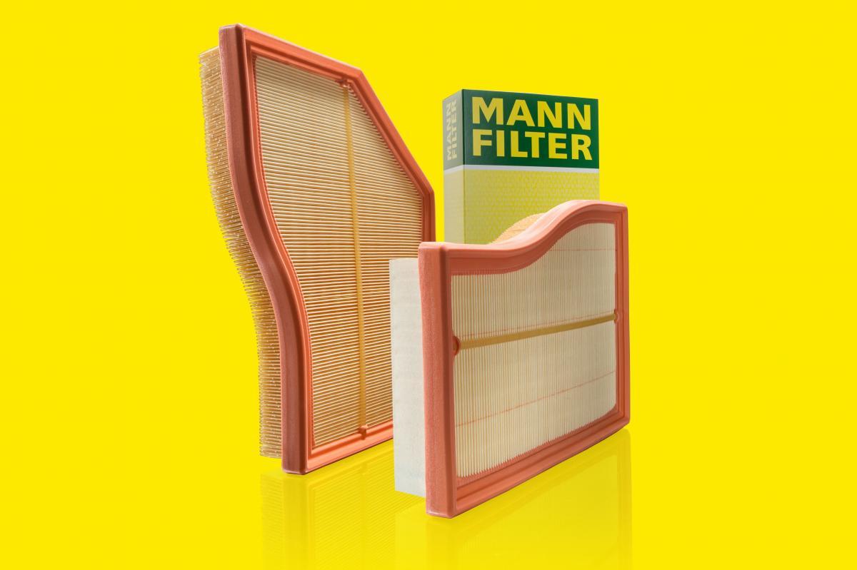 Nové vzduchové filtry MANN-FILTER Flexline C 26 017 a C 30 030