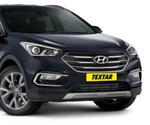 Textar vyrábí brzdové destičky pro nový Hyundai Santa Fe