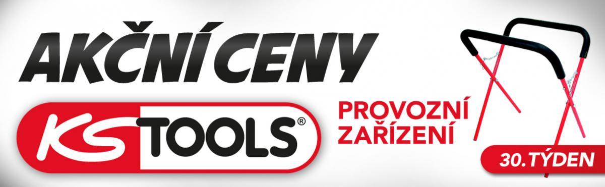 Akční ceny na provozní zařízení KS Tools u J+M autodíly