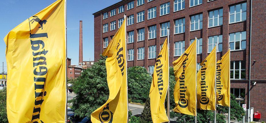 Centrála společnosti Continental