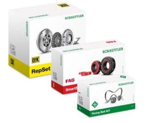 Nové balení produktů firmy Schaeffler