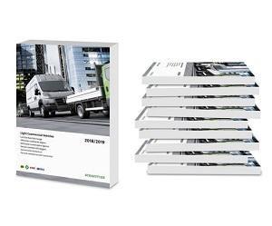 První specializovaný katalog pro lehké užitkové vozy od firmy Schaeffler