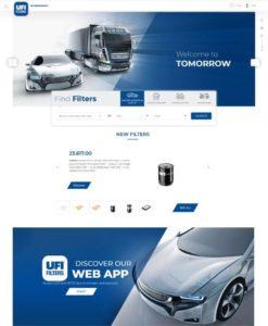 Nové webové stránky UFI