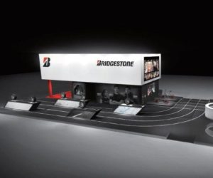 Bridgestone na Pařížském autosalonu 2018