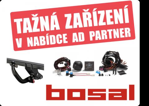 Tažná zařízení Bosal v nabídce AD Partner