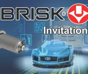Firma BRISK zve na veletrh Automechanika