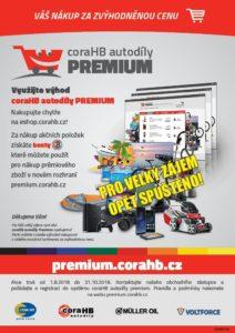 Využijte výhod coraHB autodíly PREMIUM