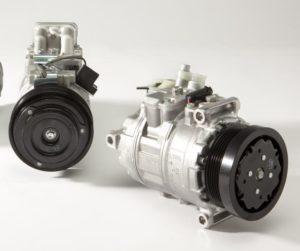 Nové kompresory klimatizace v nabídce firmy Denso