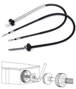Lanovody pro elektrickou ruční brzdu Starline