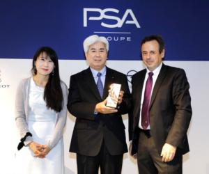 KYB obdržela cenu dodavatele od PSA
