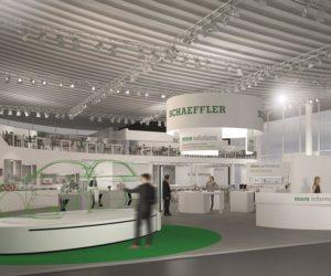 Společnost Schaeffler vezme na Automechanice 2018 návštěvníky do autoservisu zítřka