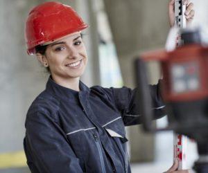 Pronájem pracovních oděvů pro ženy v řemeslných profesích