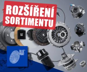 Značka Blue Print nově v sortimentu AD Partner