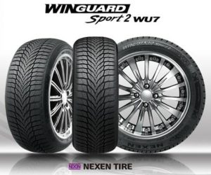 Nexen Tire WinGuard Sport 2 obdržela ocenění iF Design Award