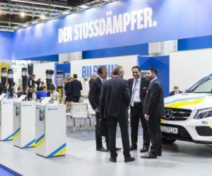 Pneumatické zavěšení BILSTEIN na veletrhu Automechanika 2018