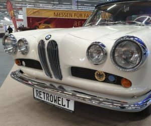 FOTOREPORTÁŽ: Classic Cars na veletrhu automechanika 2018