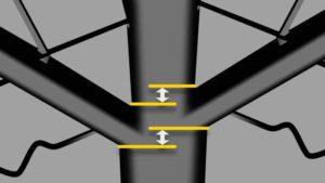 Zimní pneumatiku Polaris 5 detail 3