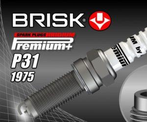 Nová svíčka BRISK pro motory automobilů značky Mitsubishi