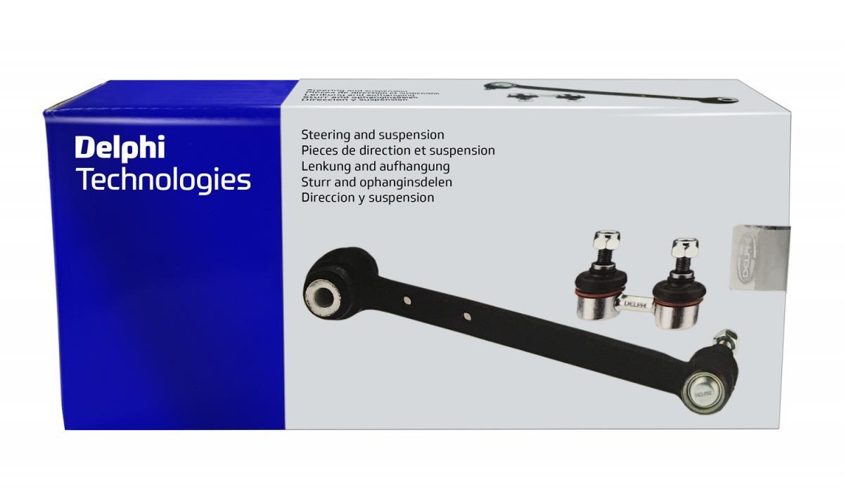 Nové obaly značky Delphi Technologies