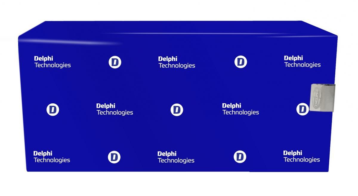Nové obaly značky Delphi Technologies 2
