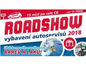 Roadshow Elit - podzim 2018