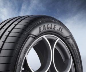 Audi si pro své elektrické SUV vybralo pneumatiky Goodyear