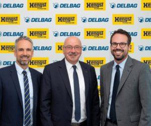 Hengst přebírá DELBAG - specialistu v oblasti filtrace vzduchu