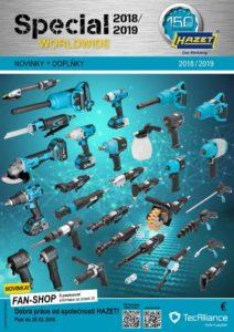 Katalog bude k dispozici v první polovině září na pobočkách STAHLGRUBER