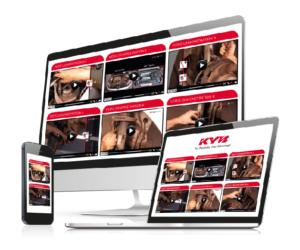 KYB slaví, neboť jejich montážní videa shlédlo více jak 4 miliony diváků