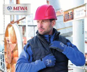 Vychází nový katalog ochranných pracovních pomůcek od společnosti MEWA