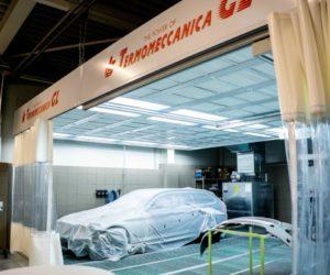 Zahájení provozu nové certifikované lakovny společnosti SYNOT AUTO Zlín