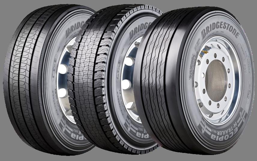 Nová, hospodárná pneumatika Bridgestone Ecopia H002