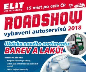 ELIT Roadshow začíná