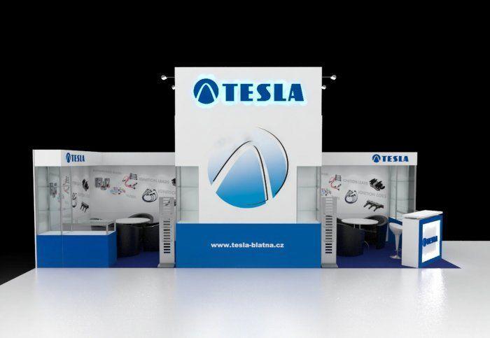Tesla na Veletrhu Automechanika Frankfurt