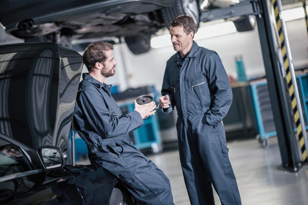 Zf Aftermarket radí při výměně pumpy posilovače řízení