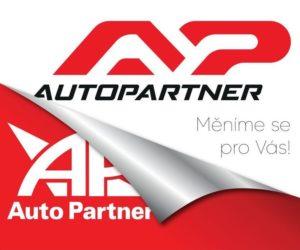 Firma Auto Partner SA slaví 25. výročí s novým logem