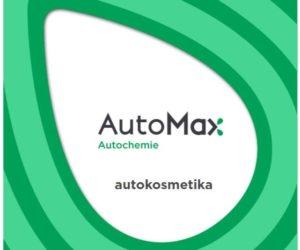 AutoMax Group: Nový katalog autokosmetiky a příslušenství