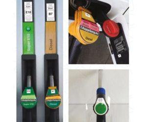 Palivové identifikační štítky mají jednotnou podobu