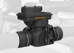 Continental vícecestný ventil Coolan Flow Control Valves