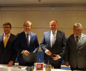 Setkání firem automobilového průmyslu s představiteli Olomouckého kraje