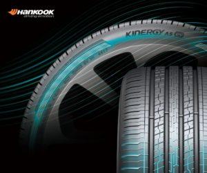 Pneumatika Hankook pro elektromobily získala cenu