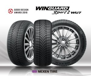 Pneumatika Nexen Winguard Sport 2 získala další ocenění
