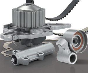 Stahlgruber: NTN-SNR ucelená nabídka rozvodových sad s/bez vodní pumpy od renomovaného výrobce