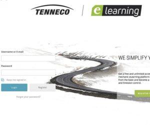 Tenneco spouští novou webovou platformu eLearning