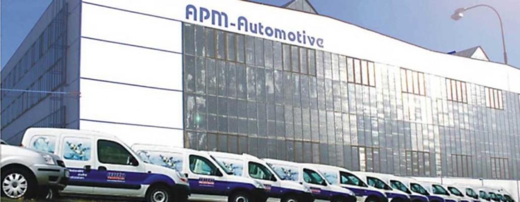 Nová adresa společnosti APM