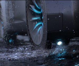 Hankook Tire představí koncepty nových futuristických pneumatik